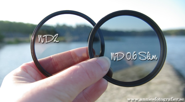 ND2 vs ND0.6slim
