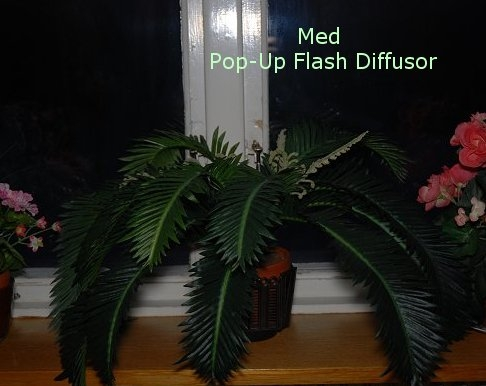 Flash Diffiusor Pop-Up