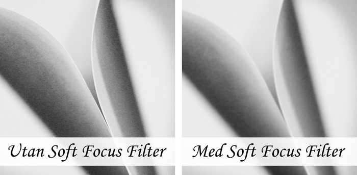 Inzoomning Soft Focus-Filter